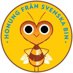 märke svensk honung