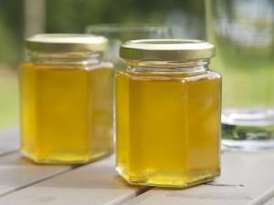 nyslungad honung